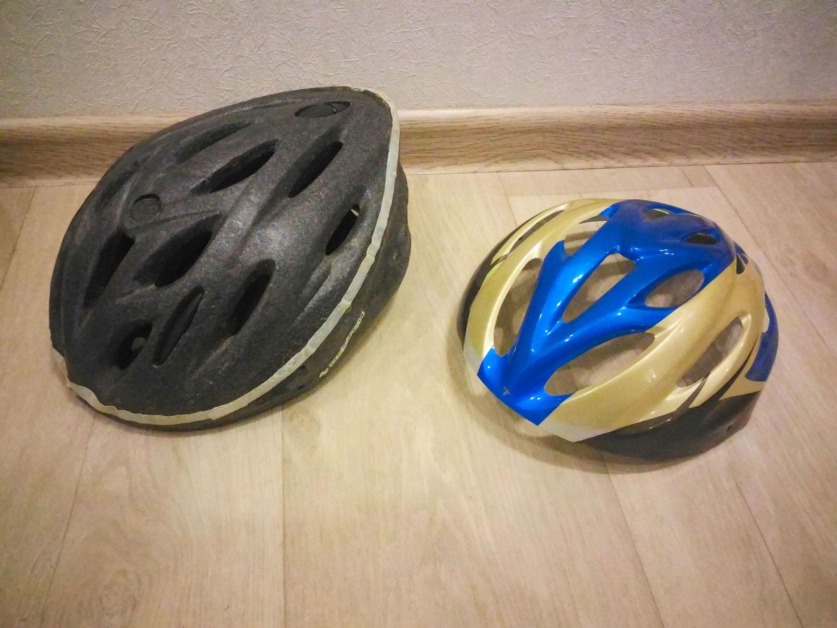 Шлем без накладки